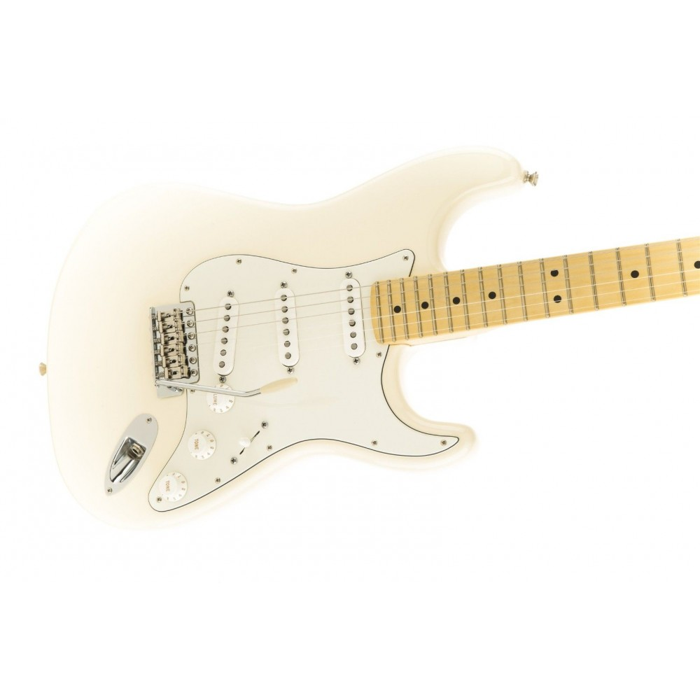 fender american special stratocaster electric guitar maple fretboard olympic white. Black Bedroom Furniture Sets. Home Design Ideas