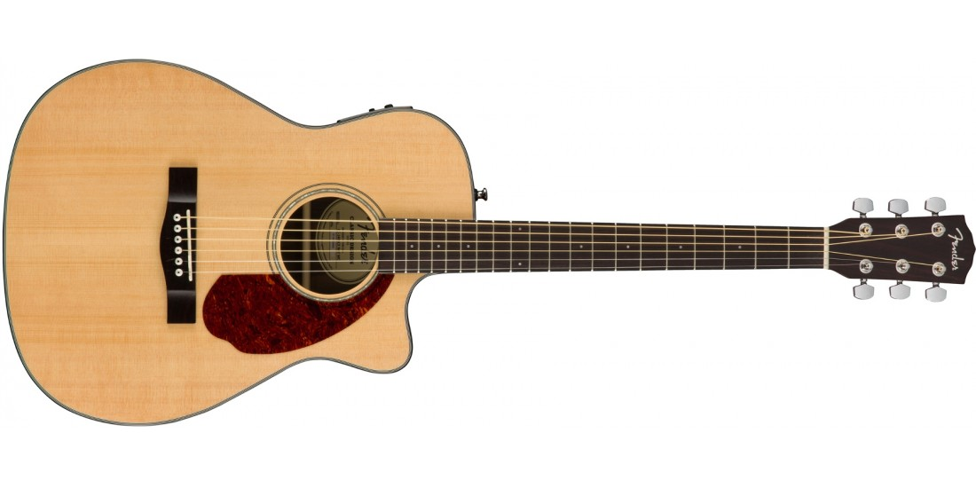 Fender  CC140SCE  Acoustic  Electric  Natural  Finish