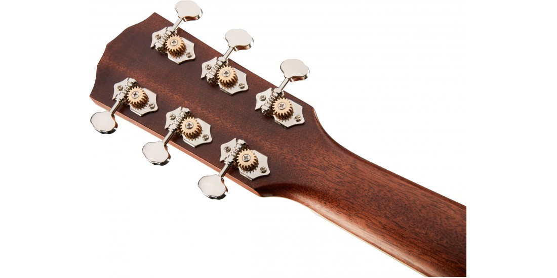 Fender PM-1 Dreadnought Ovangkol Fingerboard All Mahogany with case