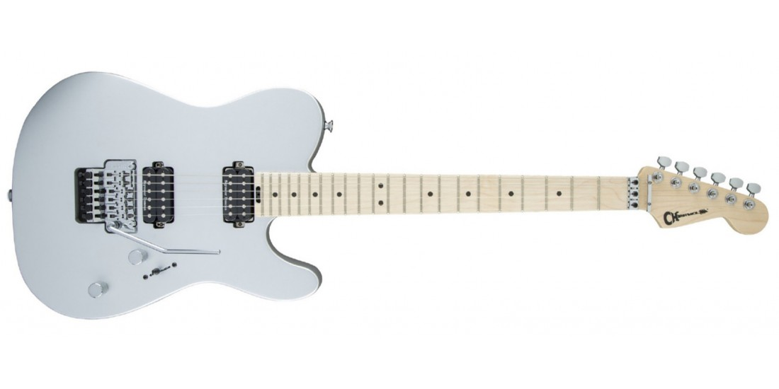 Charvel Pro Mod San Dimas Style 2 Electric Guitar in Satin Silver -Open Box