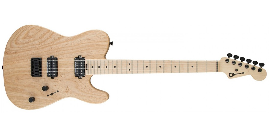 Open Box - Charvel Pro Mod San Dimas Style 2 Electric Guitar in Natural Ash