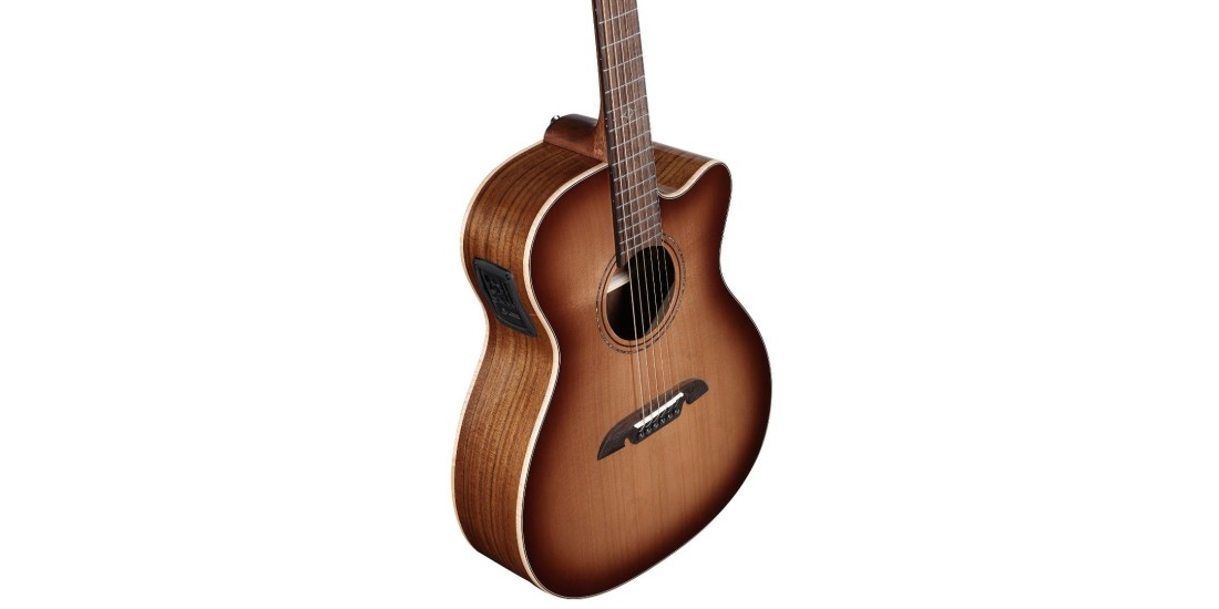 Alvarez AFA95CESHB Acoustic Electric Guitar Red Cedar Top Acacia Back/ Sides