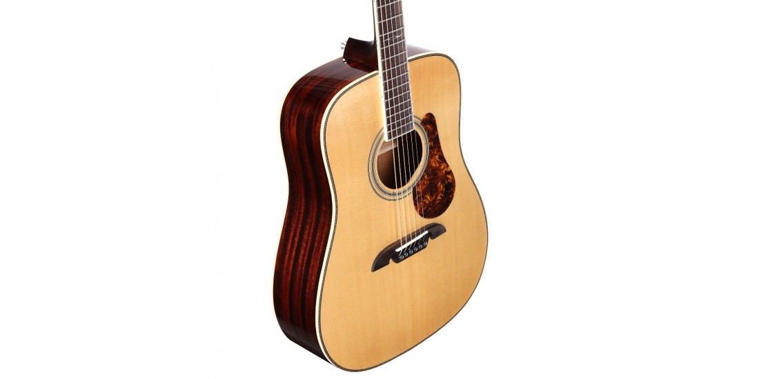 Alvarez MD60EBG Masterworks Bluegrass Dreadnought Acoustic Electric