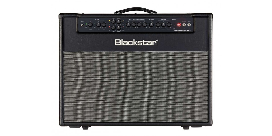 Blackstar STAGE602MKII 3-channel All-tube Guitar Combo Amplifier
