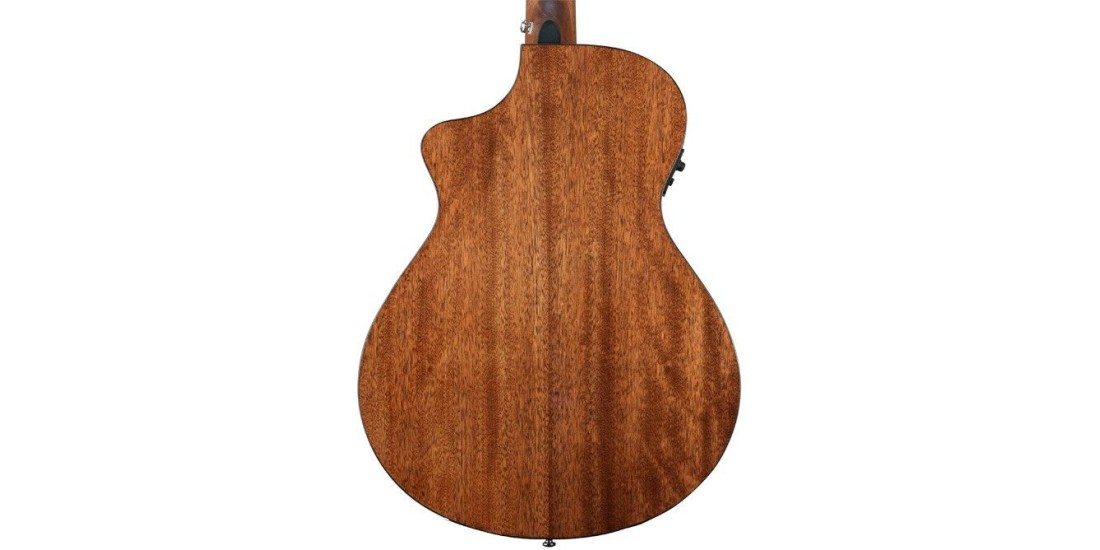 Breedlove Discovery Concert Cutaway Acoustic Electric Guitar Sitka-Mahogany $50 Price Drop!