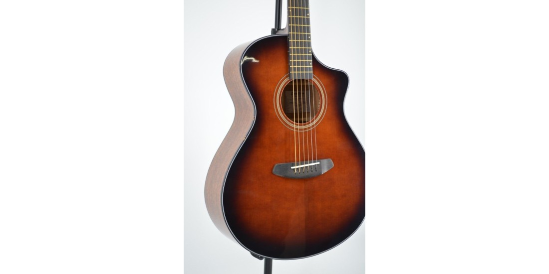 Breedlove Performer Concert Bourbon Cutaway Acoustic Electric Guitar