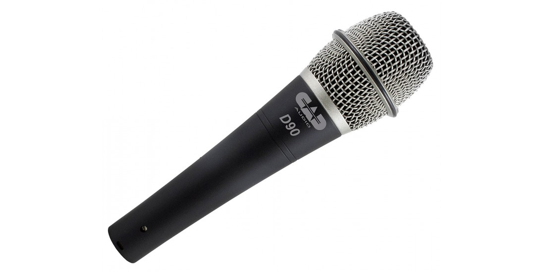 CAD  Audio  CadLive  D90  Dynamic  Microphone  with  Case