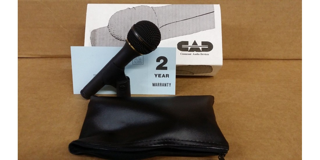 CAD Audio D81 Dynamic Cardioid Vocal Microphone