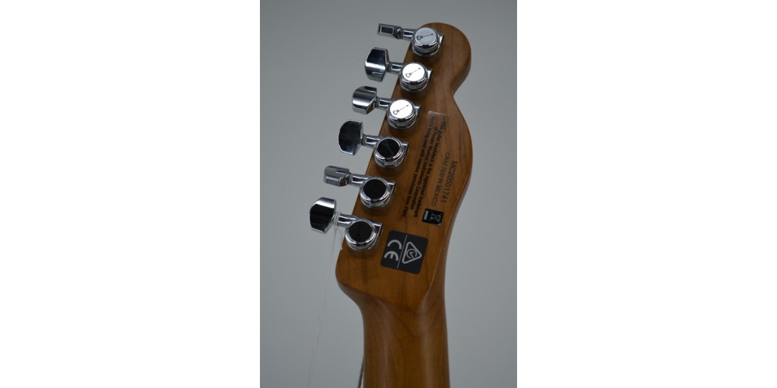 Pro-Mod So-Cal Style 2 24 HH Caramelized Maple Fingerboard Natural Ash SN#MC20501741