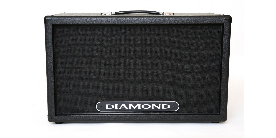 Diamond Amplification Vanguard 212 Lunch Box Guitar Cabinet