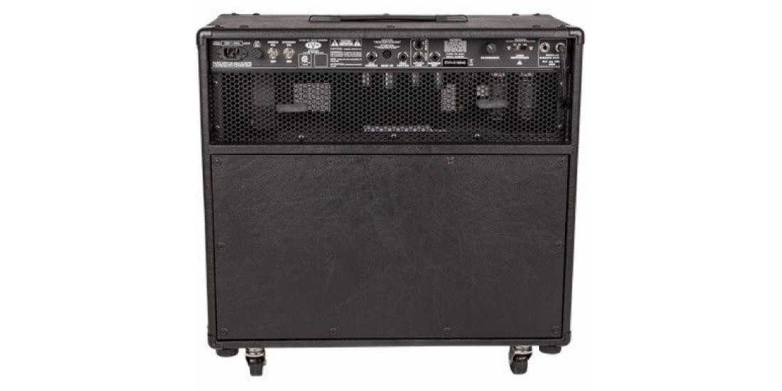 EVH 5150 III 50 Watt 1x12 Inch Combo Guitar Amplifier Black