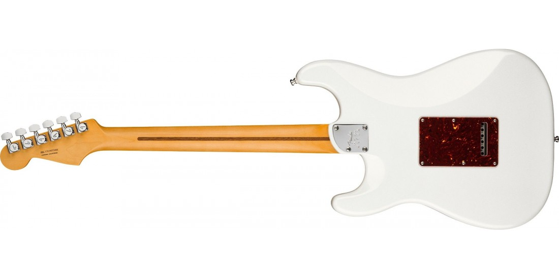 Fender American Ultra Stratocaster Rosewood Fingerboard Arctic Pearl