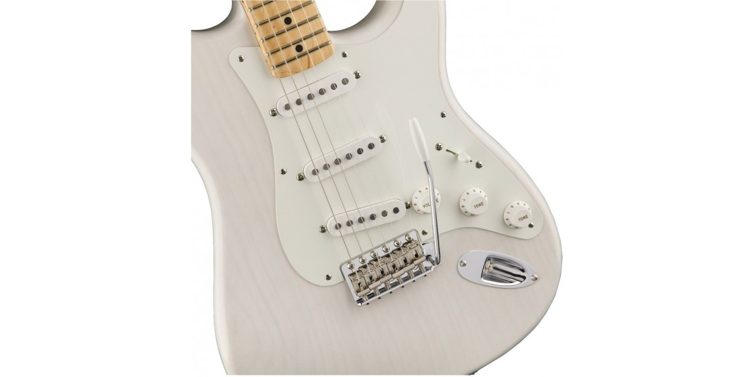 Fender American Original 50s Stratocaster Maple Fingerboard White Blonde