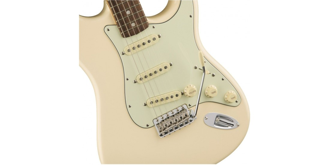 Fender American Original 60s Stratocaster Rosewood Fingerboard Olympic White