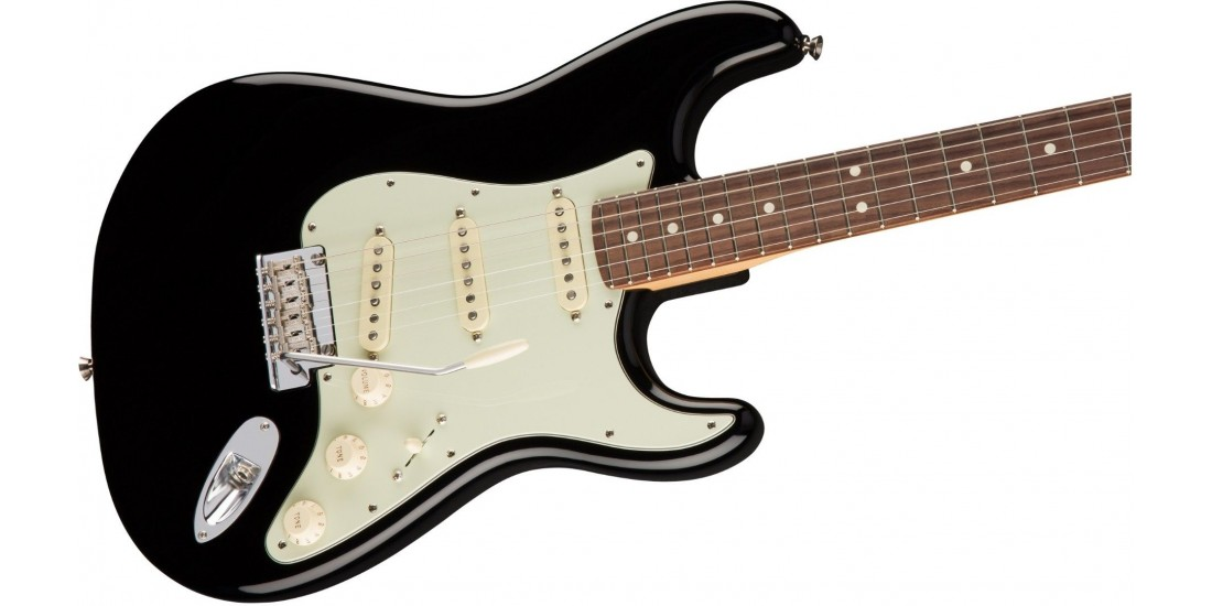 Open Box - Fender American Professional Stratocaster Electric Guitar Rosewood Fingerboard Black