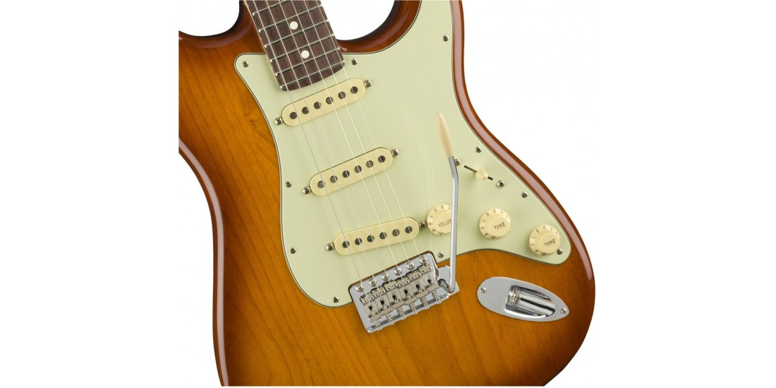 Fender American Performer Stratocaster Rosewood Honey Burst