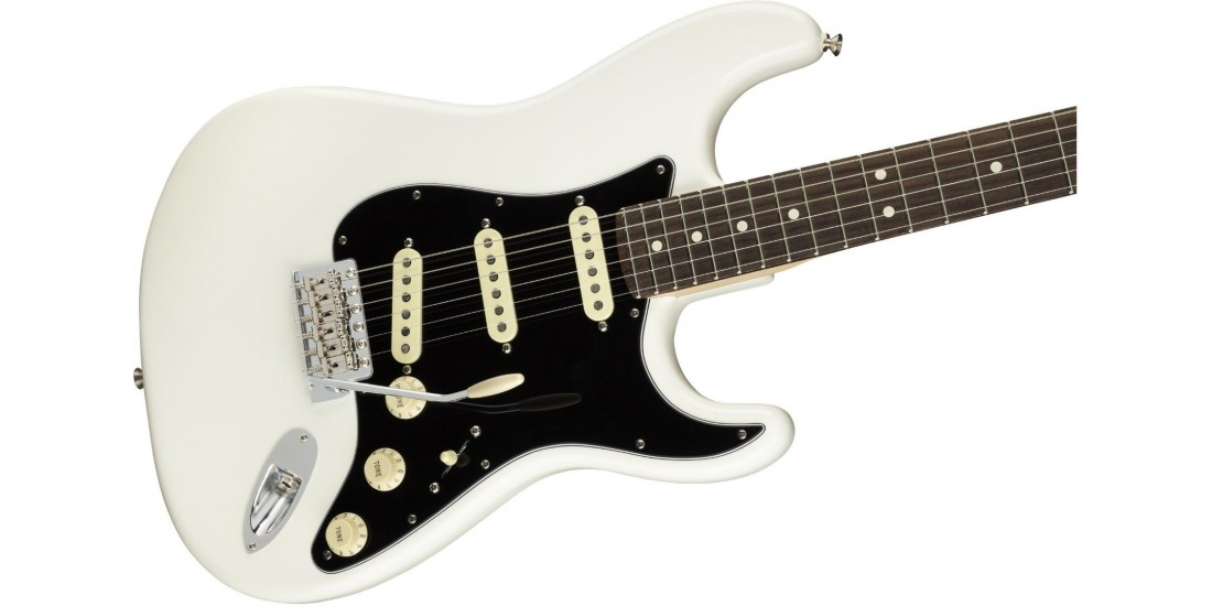 Fender American Performer Stratocaster Rosewood Fingerboard Arctic White