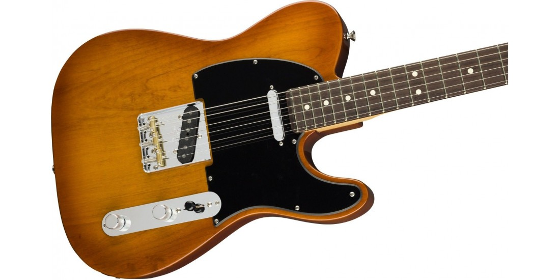 Fender American Performer Telecaster Rosewood Fingerboard Honey Burst
