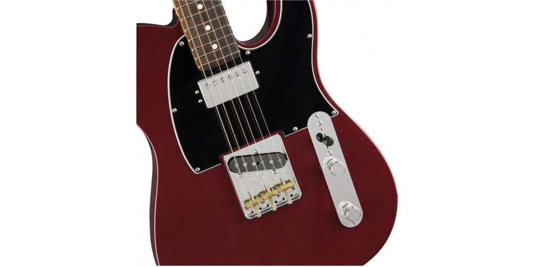 Fender American Performer Telecaster with Humbucking Rosewood Fingerboard Aubergine