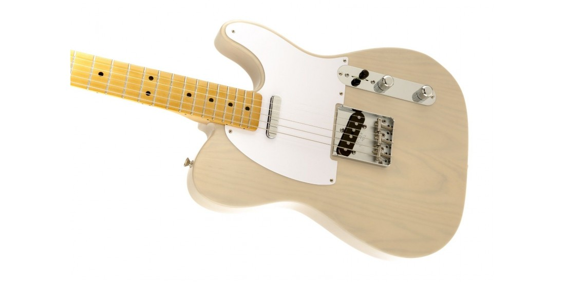 Fender Classic Series 50s Telecaster Maple Neck White Blonde