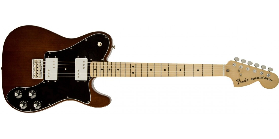 Fender Classic Series 72 Telecaster Deluxe with Gig Bag Walnut