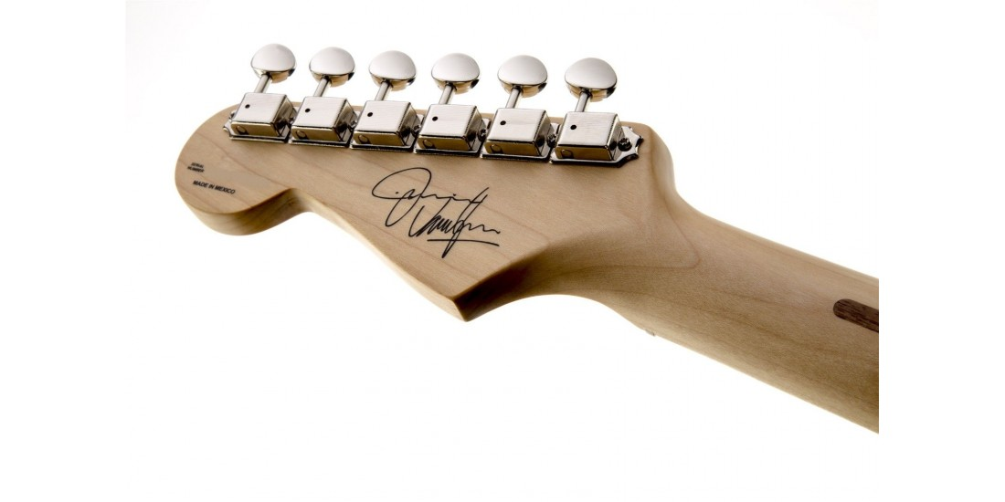 Fender Jimmie Vaughan Tex-Mex Stratocaster Olympic White