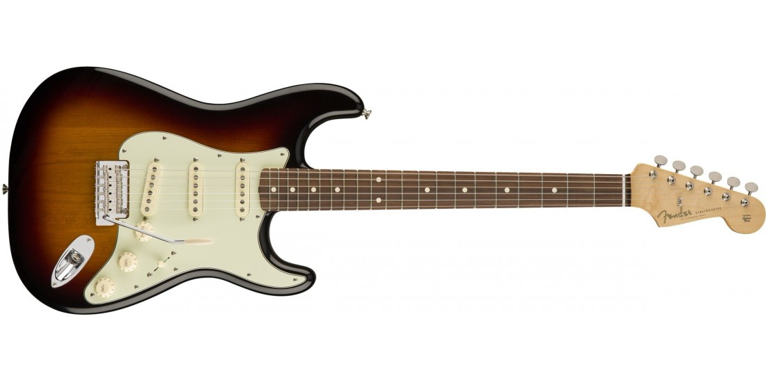 Fender Classic Player 60s Stratocaster Pau Ferro Fingerboard 3 Color Sunburst