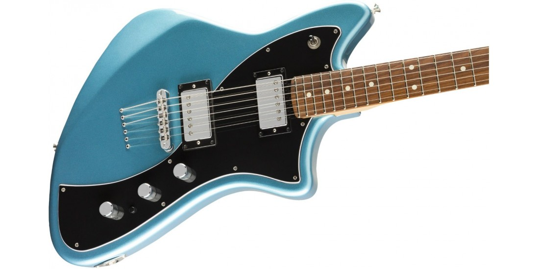 Fender Meteora Pau Ferro Fingerboard Lake Placid Blue