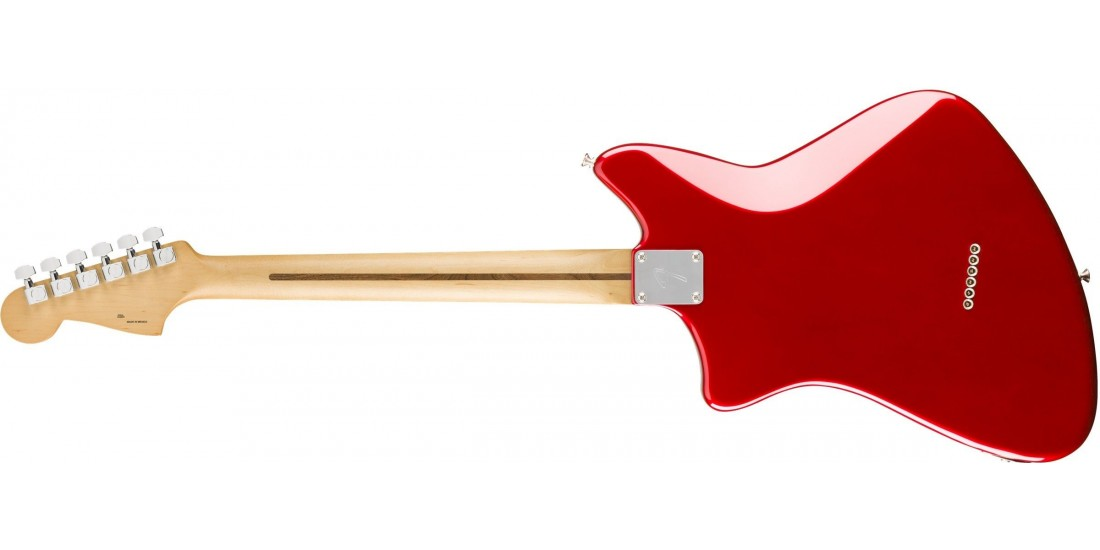 Fender Meteora Pau Ferro Fingerboard Candy Apple Red