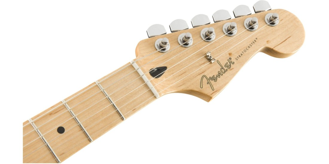 Fender Player Series Stratocaster Electric Guitar Maple Neck Tidepool