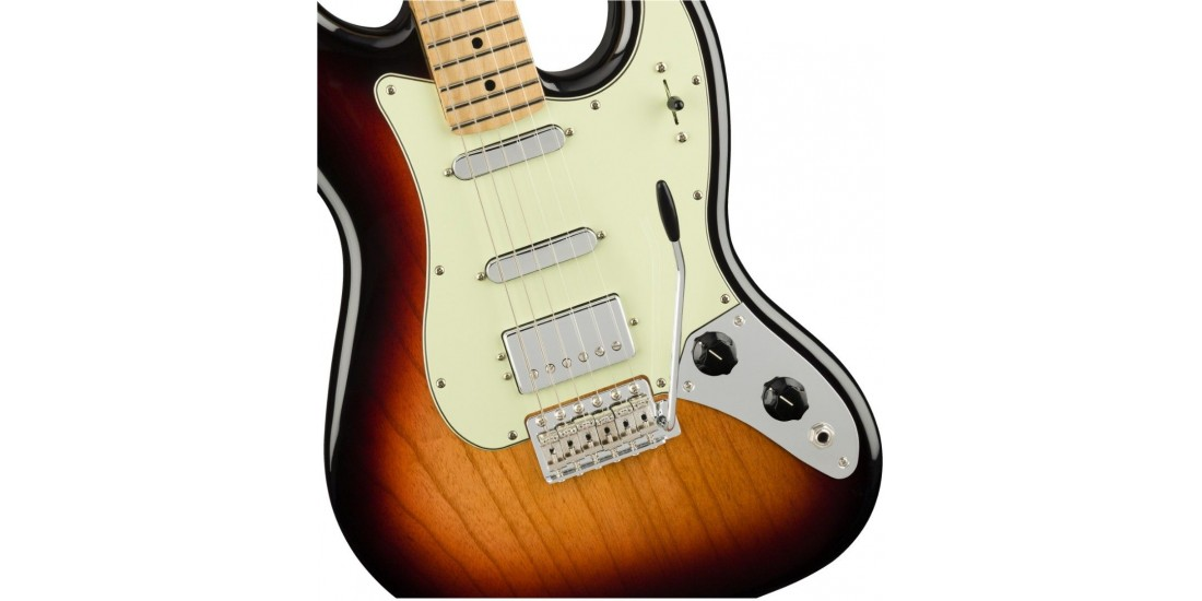 Fender Sixty Six Jazzcaster Maple Fingerboard 3 Color Sunburst