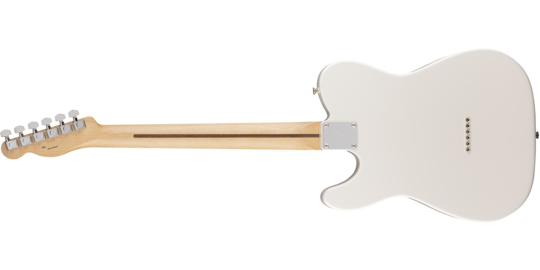 Fender Players Series Telecaster Pau Ferro Fretboard Polar White