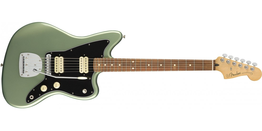 Fender Player Series Jazzmaster Electric Guitar Pau Ferro Fretboard Sage Green