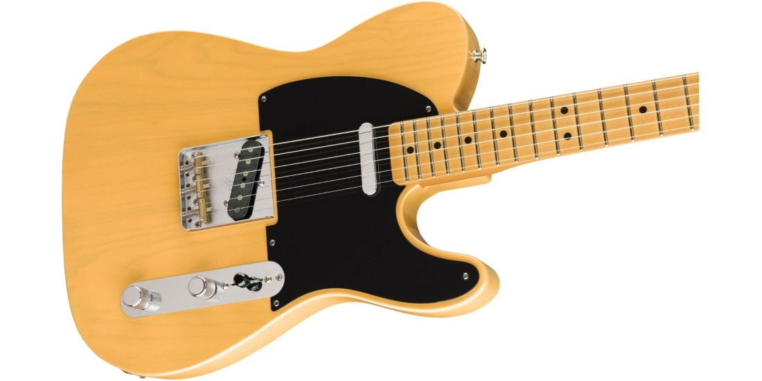 Fender Vintera 50s Telecaster Modified Maple Fingerboard Butterscotch Blonde
