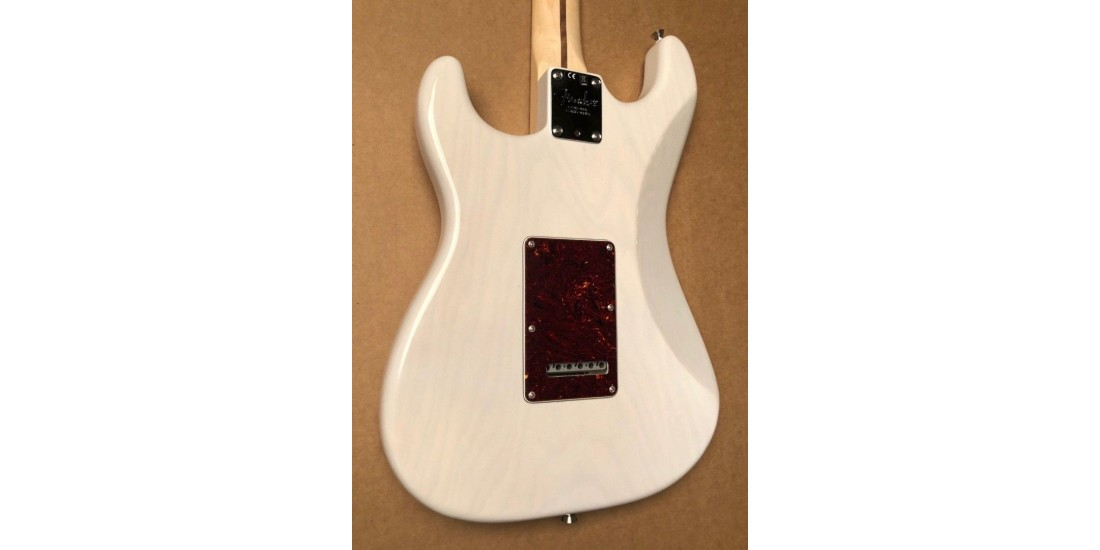 Fender Limited Edition American Pro Stratocaster White Blond with Channel Bound Neck