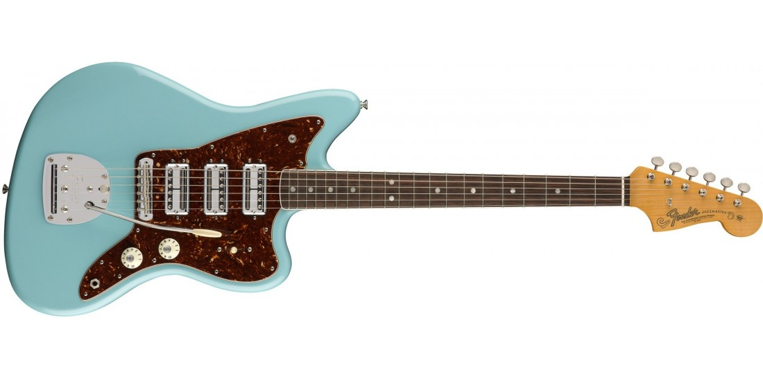 Open Box - Fender Limited Edition 60th Anniversary  Jazzmaster Daphne Blue