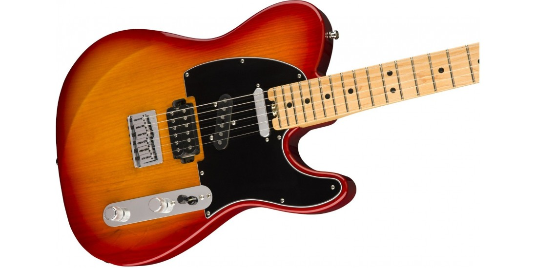Fender Limited Edition American Elite Nashville Telecaster Maple Fingerboard Antique Cherry Burst