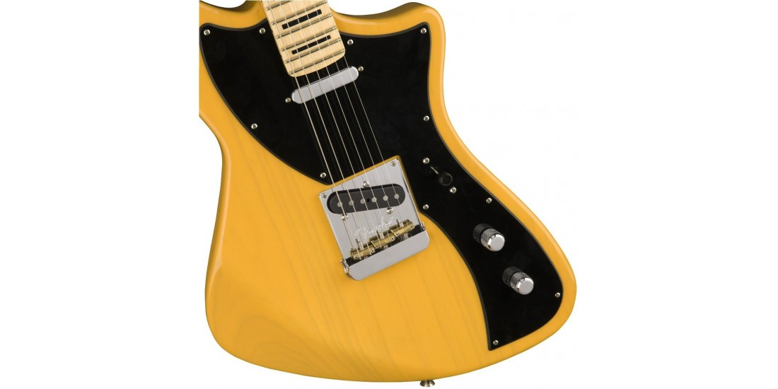 Fender Limited Edition Meteora Maple Fingerboard Butterscotch Blonde