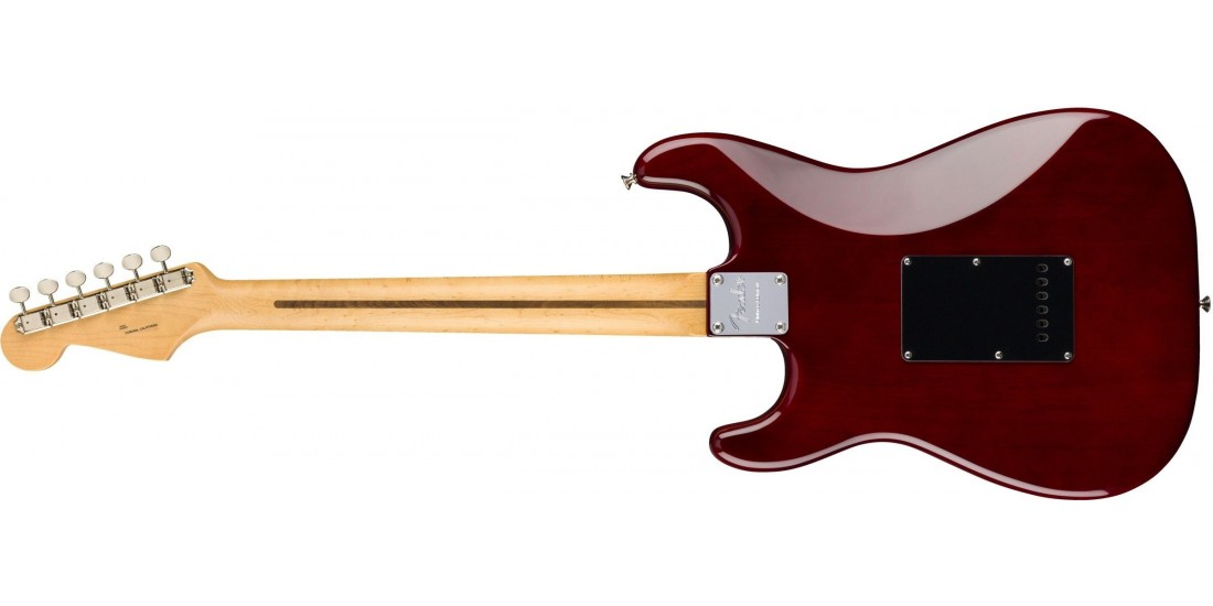 Open Box - Fender Rarities Flame Ash Top Stratocaster Plasma Red Burst