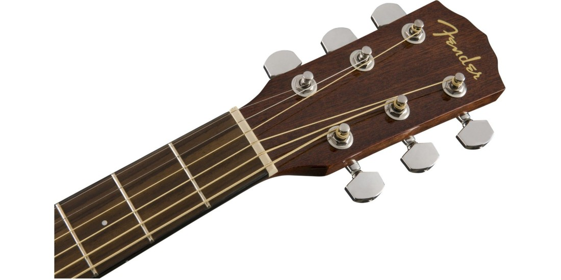 Fender CD-60S Left Hand Walnut Fingerboard Natural