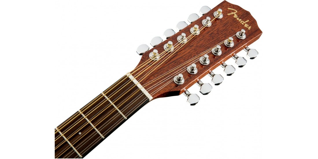 Fender CD60SCE-12 Fender Acoustic 12 String Guitar Walnut Fretboard