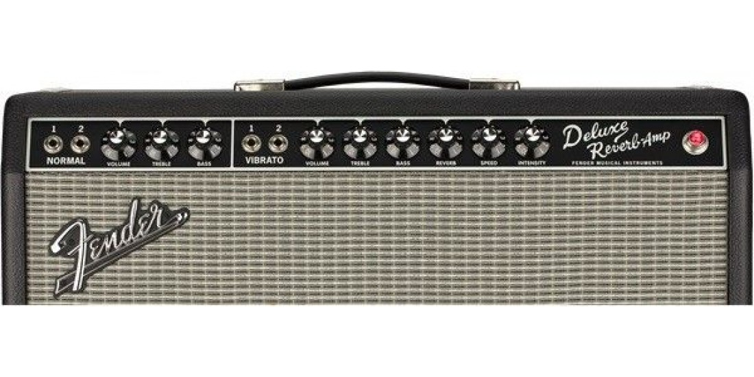 Fender Tone Master Deluxe Reverb Electric Guitar Amplifier