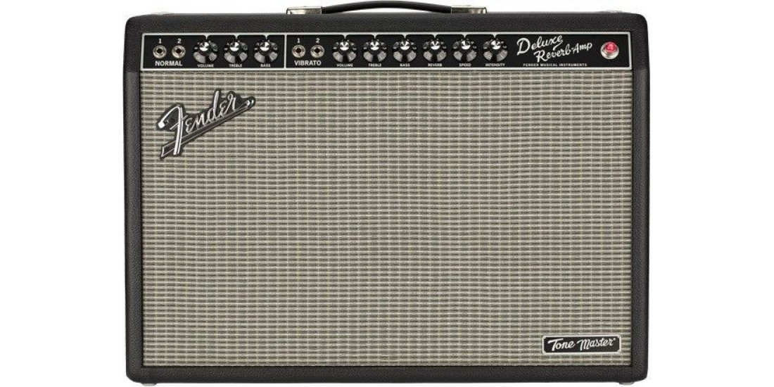 Fender Tone Master Twin Reverb Electric Guitar Amplifier
