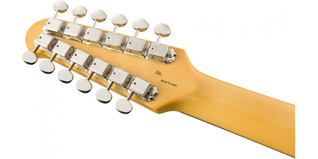 Open Box - Fender FSR Traditional 12 String Stratocaster Rosewood Fretboard