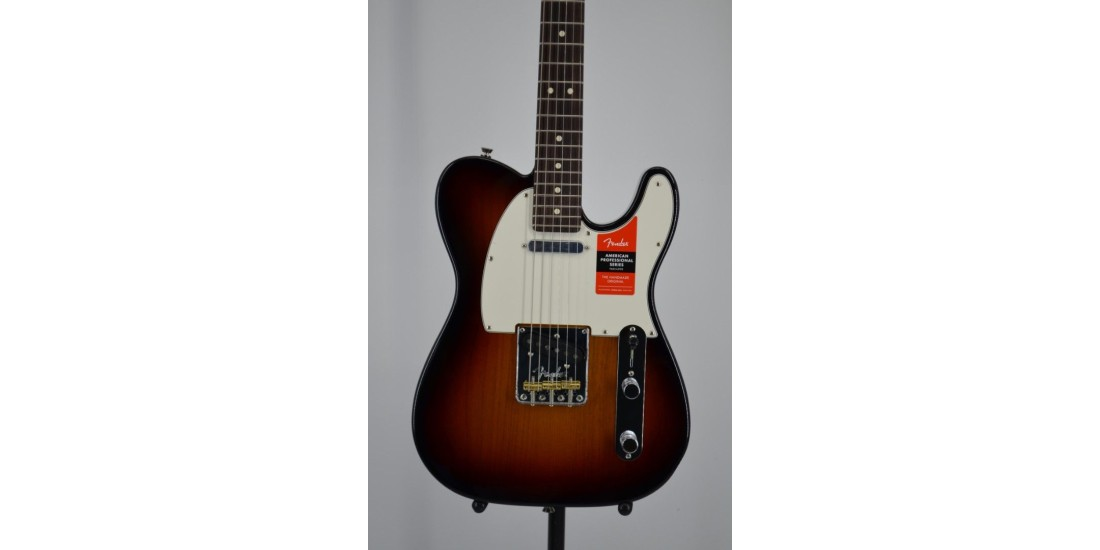 Fender American Professional Telecaster Rosewood Fingerboard SN US20017123