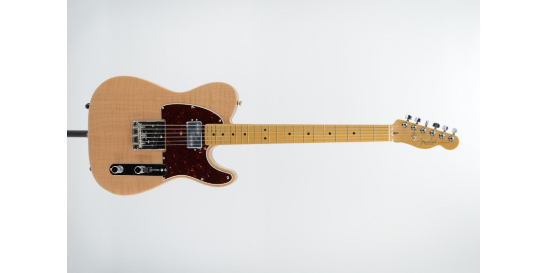 Fender Rarities Chambered Telecaster Flame Maple Top Serial #US19027663 6.95lbs