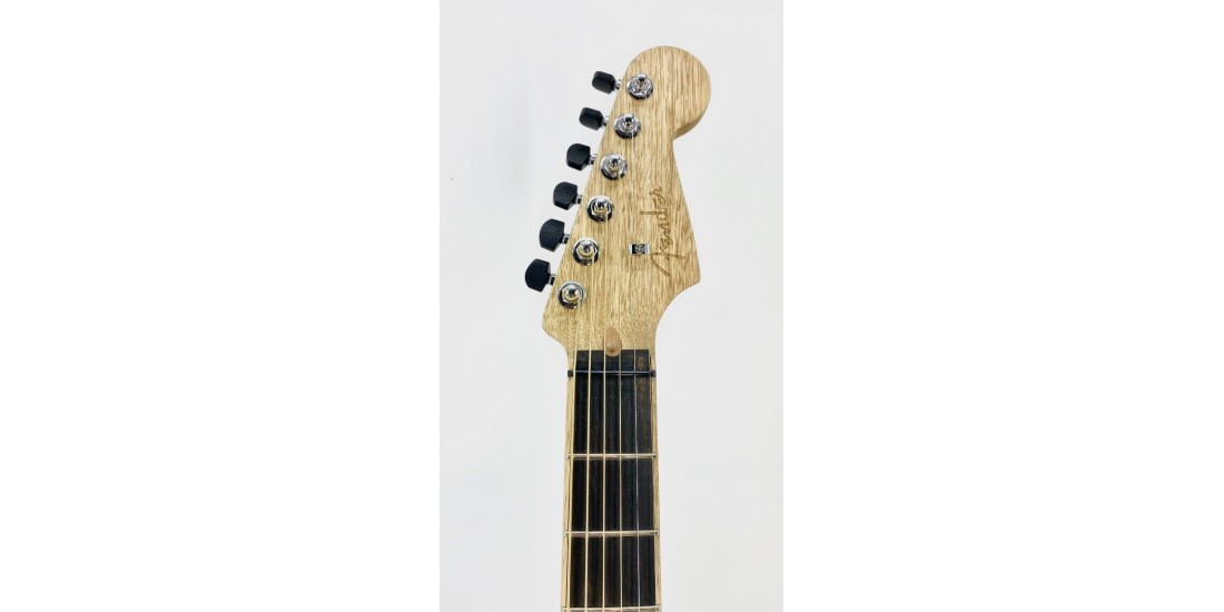 Fender Acoustasonic Stratocaster Limited Edition Cocobola SN# US206273A