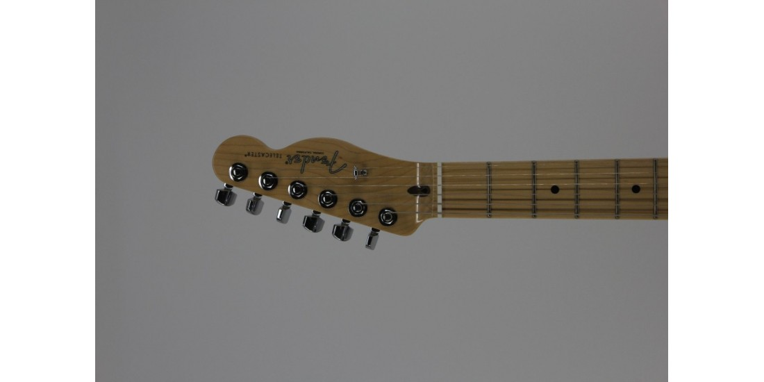 Demo - Fender American Professional Telecaster Natural