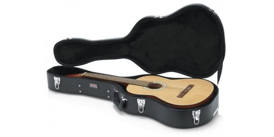 Gator Classical Deluxe Wood Acoustic Guitar Case