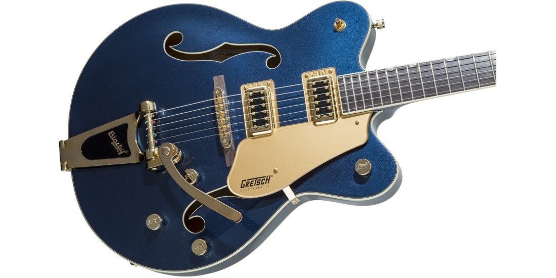 Gretsch G5422TG Limited Edition Electromatic Hollow Body Midnight Sapphire
